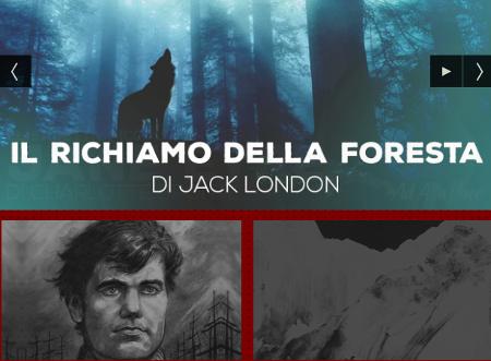 Il richiamo della foresta letto da Francesco Siciliano
