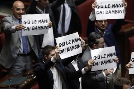 Il Parlamento Italiano reagisce alla Buona Scuola