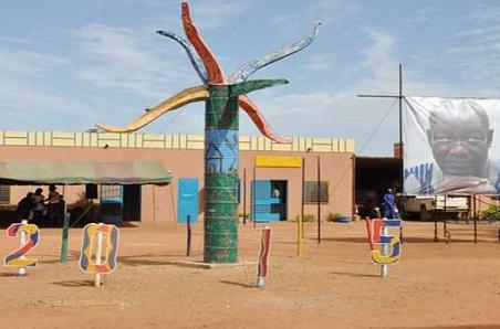 Spazio Culturale Gambidi a Ouagadougou