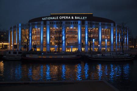 La sede di Amsterdam - foto operaworld.net