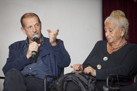 Marco Baliani e Isa Danieli