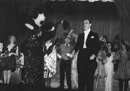 Con Anna Magnani in Quando meno te l'aspetti, 1940