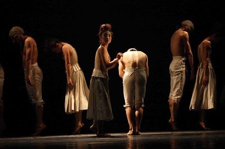 Sechs Tanz. Foto di Franco Lannino