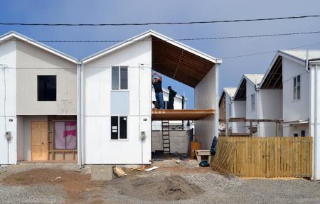 Half Houses, Alejandro Aravena.