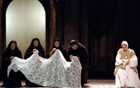 La scena del rosario - La Gatta Cenerentola di Roberto De Simone