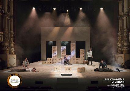 Foto Ufficio Stampa - Una commedia di errori